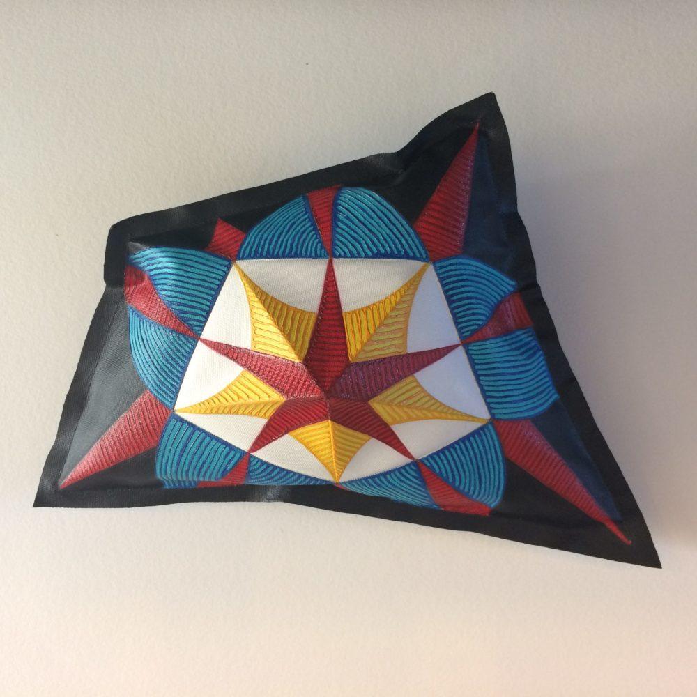 Élizabeth FOYÉ série Fake Pillows @ADAGP, Paris 2020