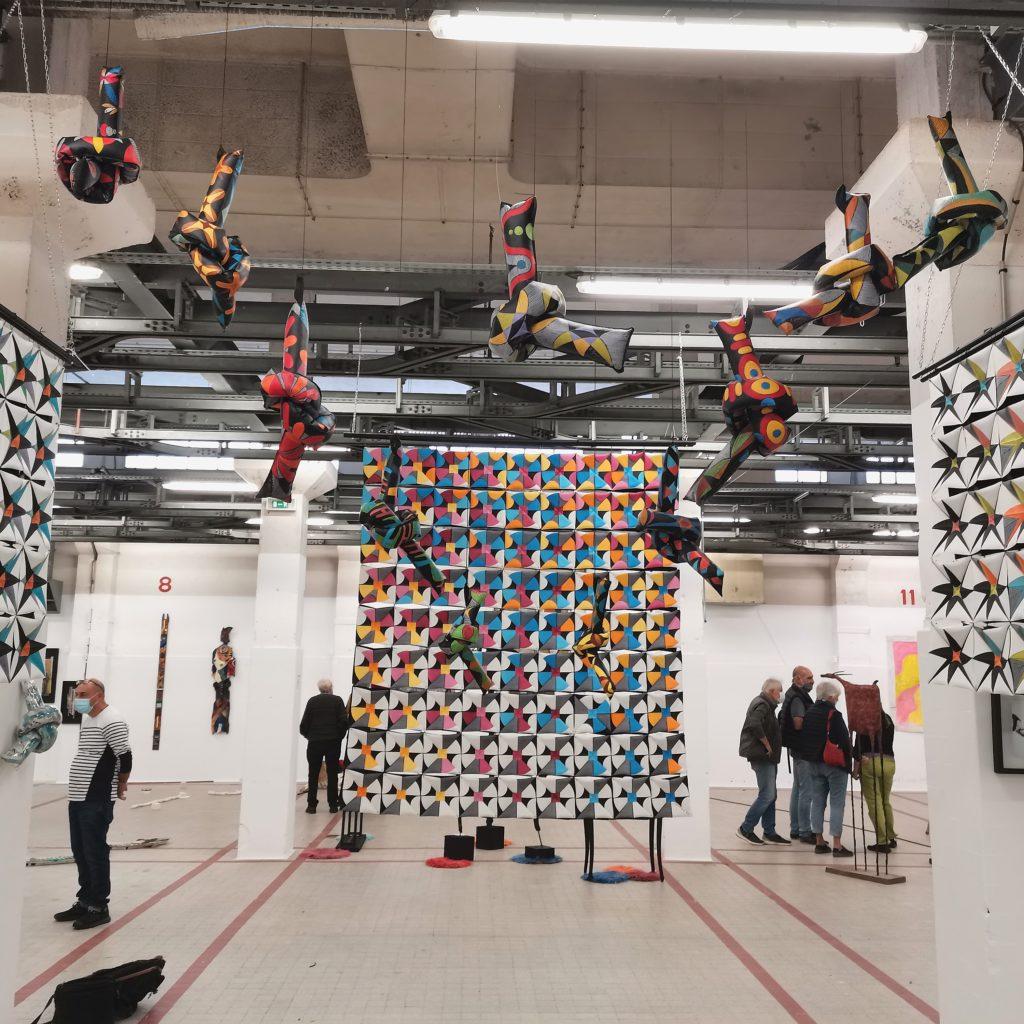 Au 109 à Nice © Élizabeth FOYÉ -Exposition 2020