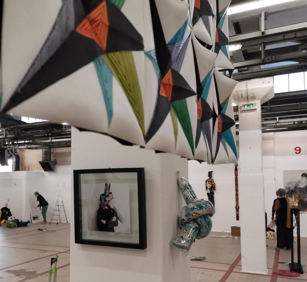 Au 109 à Nice © Élizabeth FOYÉ - Exposition 2020